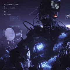 "Squarepusher X Z-Machines ""Music For Robots"" 12"""