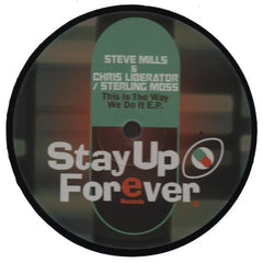 "Steve Mills, Chris Liberator & Sterling Moss ""This Is The Way We Do It"" 12"""