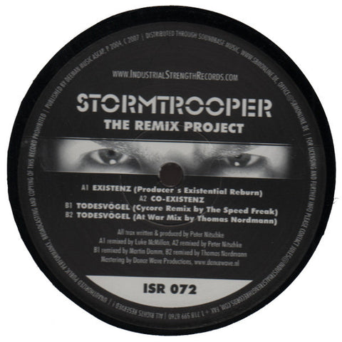 "Stormtrooper ""The Remix Project"" 12"""