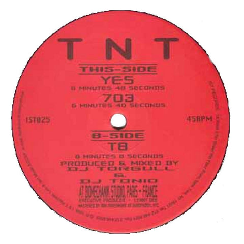 "TNT ""Yes"" 12"""
