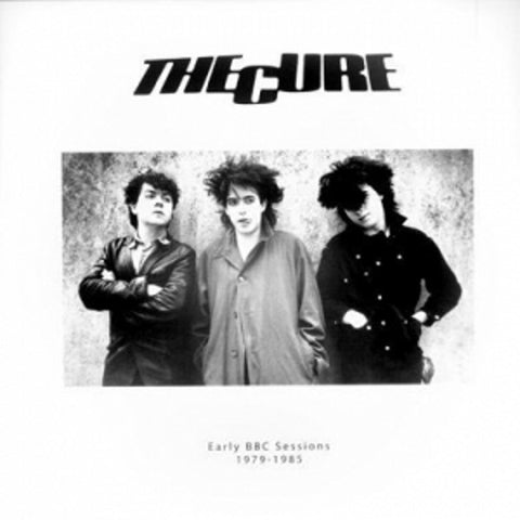 "The Cure ""Early BBC Sessions 1979-1985"" 2xLP"