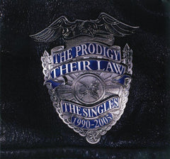 "The Prodigy ""Their Law The Singles 1990-2005"" 2xLP"