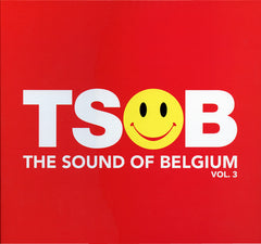 "Various Artists ""The Sound Of Belgium"" 10 x LP"" (Boxset)"