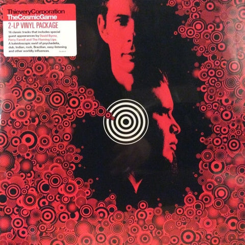 "Thievery Corporation ""The Cosmic Game"" 2xLP"