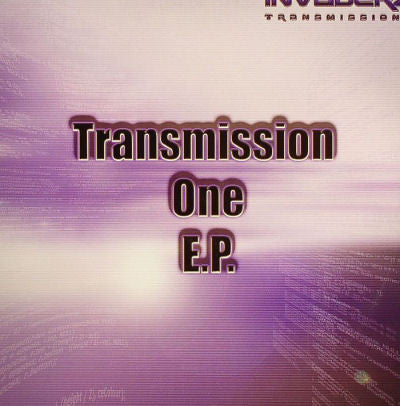 "Various Artists ""Transmission One E.P."" 2x12"""