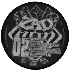 "Various Artists ""ZAD 02"" 12"""