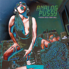 "Analog Pussy ‎""Psycho Bitch From Hell"" 2x12"""