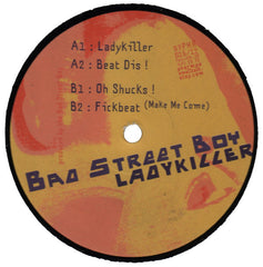 "Bad Street Boy ""Ladykiller"" 12"""