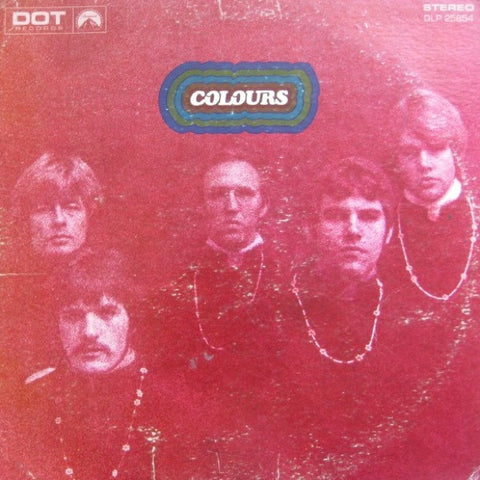"Colours ""Colours"" LP"