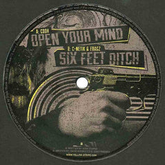 "Cooh / C-Netik & Fragz ""Open Your Mind"" 12"""