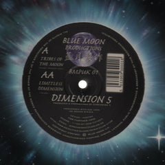 "Dimension 5 ""Tribes Of The Moon"" 12"""