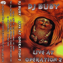 "DJ Buby ""Live @ Operation 2"" Mixtape"