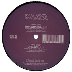 "Kaaya ""Braindance"" 12"""