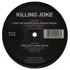"Killing Joke ""Love Like Blood"" 12"""