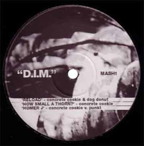 "Mash Up Soundsystem ""D.I.M."" 12"""