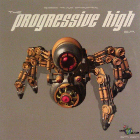 "Various Artists ""The Progressive High EP"" 12"""