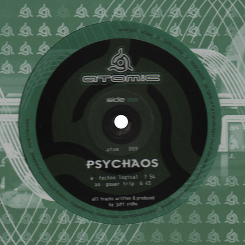 "Psychaos ""Techno Logical"" 12"""
