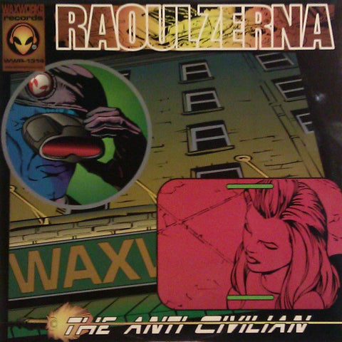 "Raoul Zerna ""The Anti Civilian"" 12"""