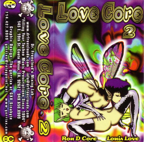 "Ron D Core vs Louis Love ""Lovecore 2"" Mixtape"