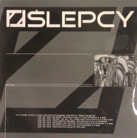 "Slepcy ""Absent Opera"" 12"""