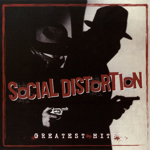 "Social Distortion ""Greatest Hits"" 2xLP"
