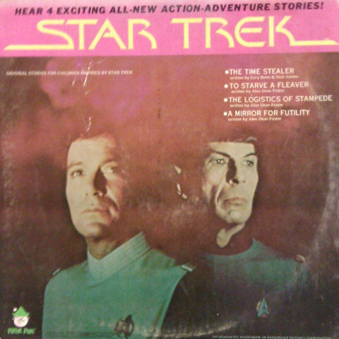 "Star Trek ""The Time Stealer"" LP"