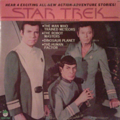 "Star Trek ""The Man Who Trained Meteors"" LP"