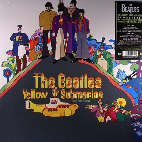 "The Beatles ""Yellow Submarine (Remastered)"" LP"
