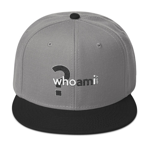 Who Am I? Snapback Hat