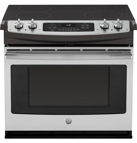 "GE 30"" Drop-In Electric Range"
