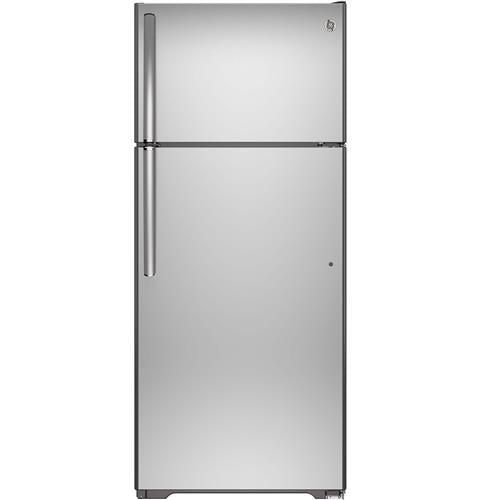 GE 17.5Cu. Ft. Top Freezer Refrigerator