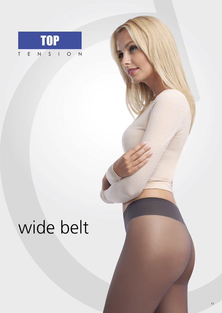 Wide belt tights pantyhose Conte Elegant Top