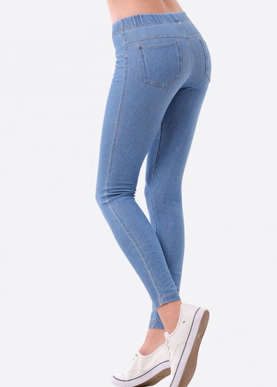 Best comfortable womens jeggings leggings Alany by Conte with pockets