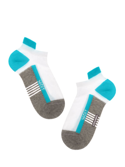 Short sport Men's Ankle Socks, No-Show men's Socks by DiWaRi