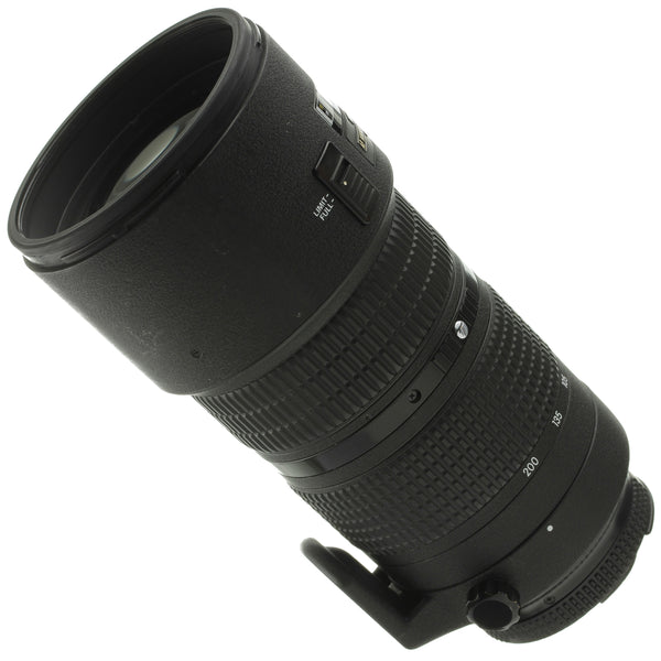Nikon AF Nikkor 80-200mm 2.8 D Lens Two-Ring Version US Model Boxed