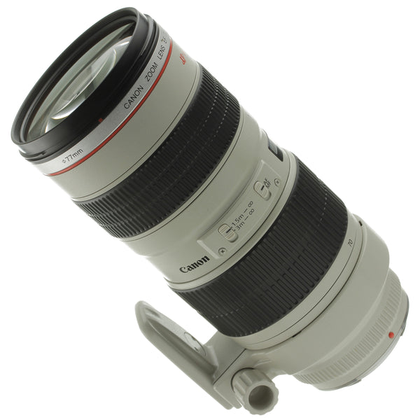 Canon EF 70-200mm 2.8 L Lens Near Mint Condition