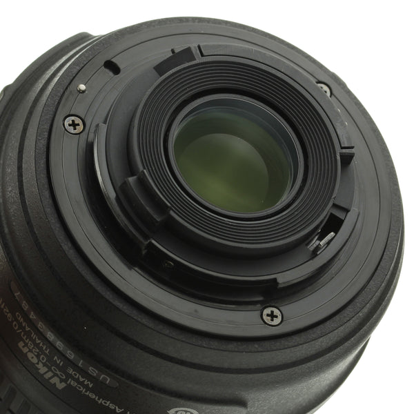 Nikon AF-S Nikkor 18-55mm 3.5-5.6 VR Lens Beautiful Condition
