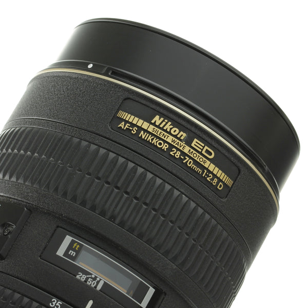 Nikon AF-S Nikkor 28-70mm 2.8 Lens US Model NOT WORKING