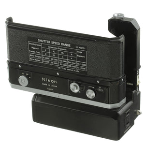 Nikon F36 Motor Drive with Battery Pack