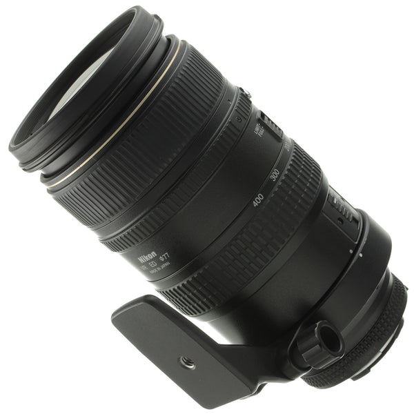 Nikon AF Nikkor 80-400mm 4.5-5.6 D Lens US Model