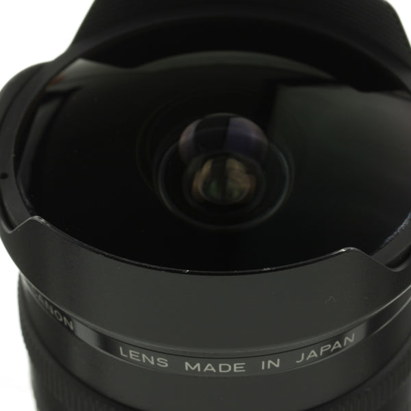 Canon EF 15mm 2.8 Fisheye Lens Near Mint Condition