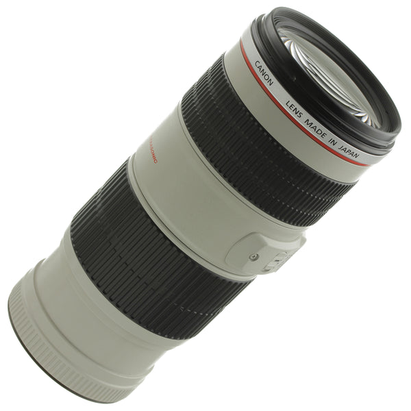 Canon EF 70-200mm F4 L IS Lens Mint Condition