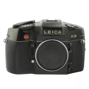 Leica R8 Film Camera Body Beautiful Condition
