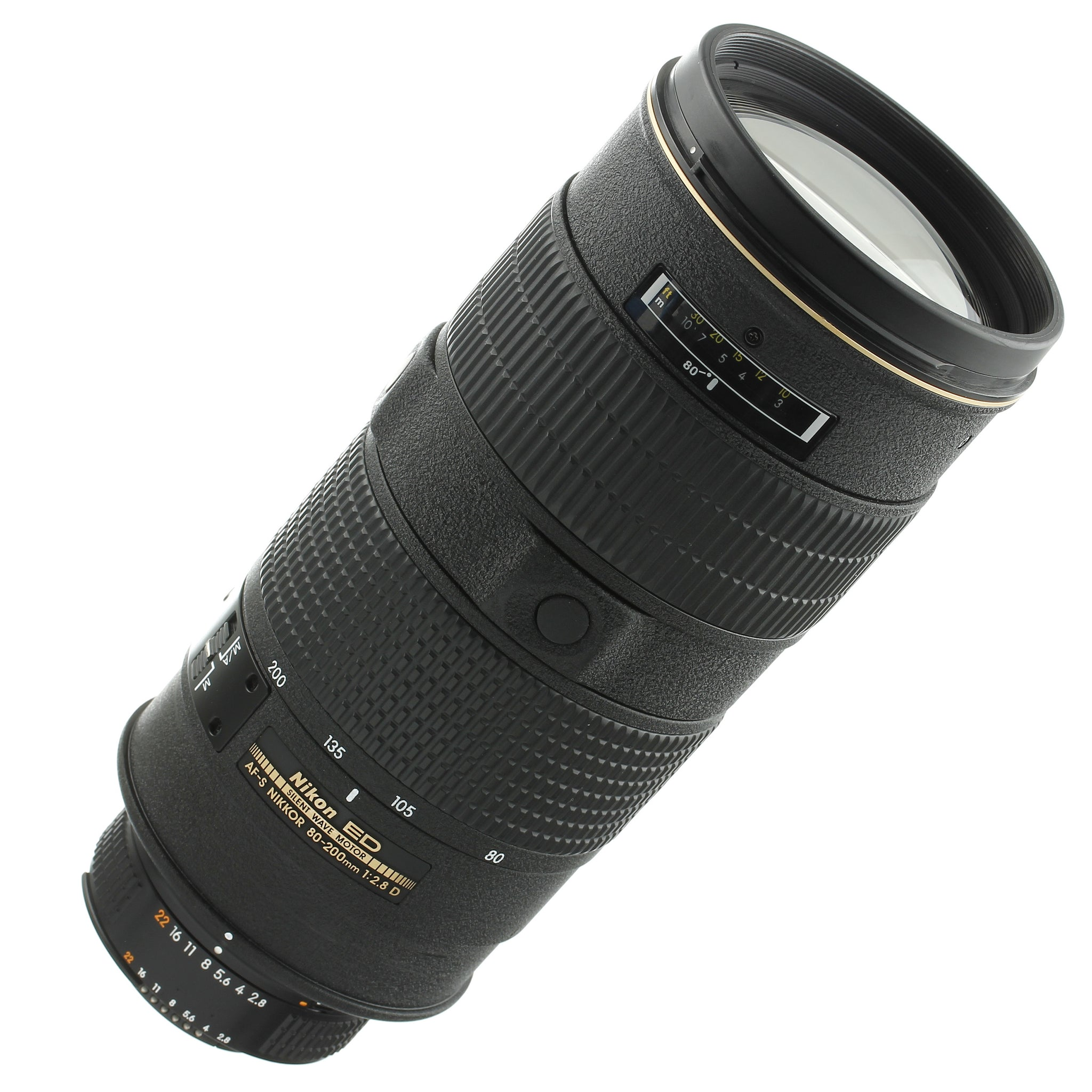 Nikon AF-S Nikkor 80-200mm 2.8 Lens US Model Not Working