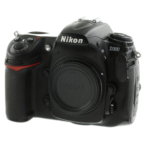 Nikon D300 Digital Camera Body 16,000 Actuations