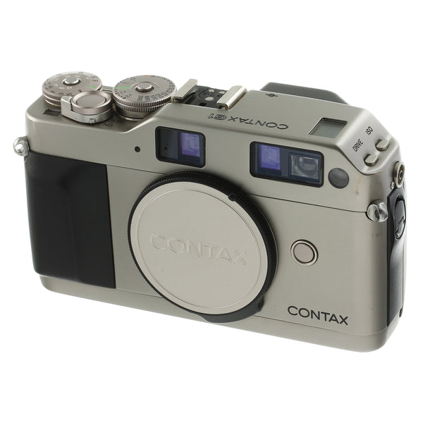 Contax G1 Green Label Film Camera Body Beautiful Condition
