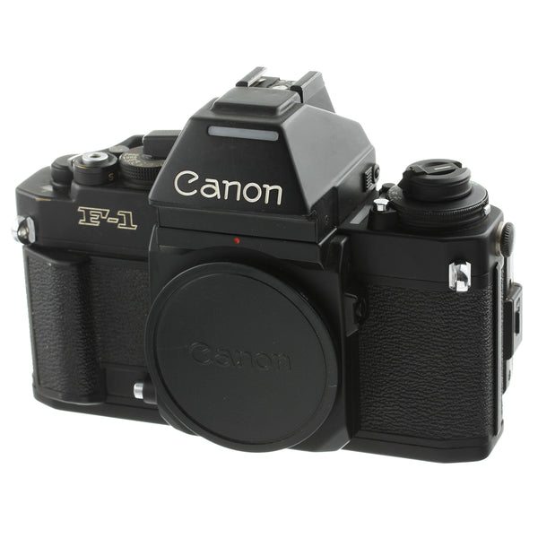 Canon F-1N Film Camera Body with AE Finder FN