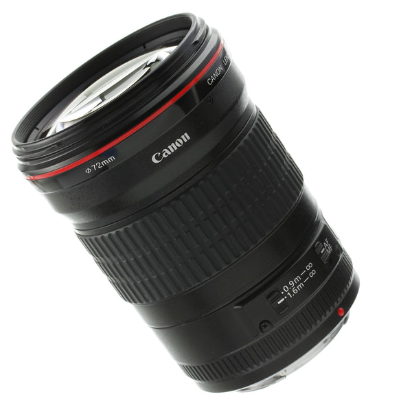 Canon EF 135mm F2 L Lens Beautiful Condition