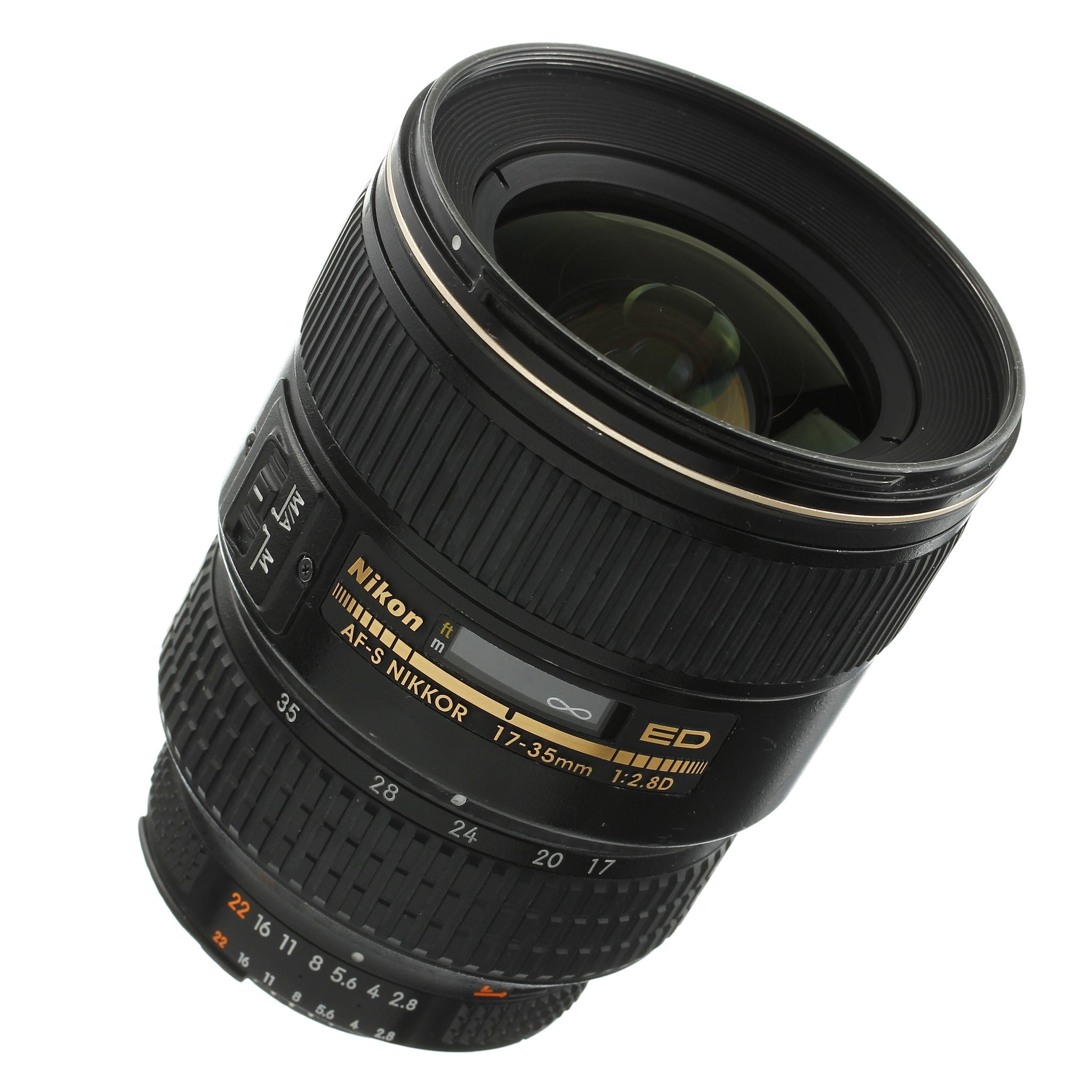 Nikon AF-S Nikkor 17-35mm 2.8 D Lens US Model