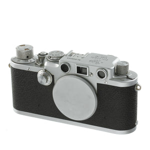 Leica IIIf Rangefinder Camera Beautiful Condition